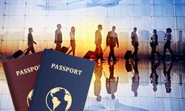 各国商旅探亲签证