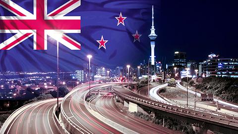 新西兰商旅探亲签证